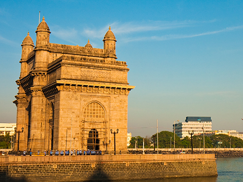 Check out tours and activites from Mumbai, India.