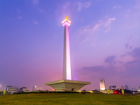 Check out tours and activites from Jakarta, Indonesia.