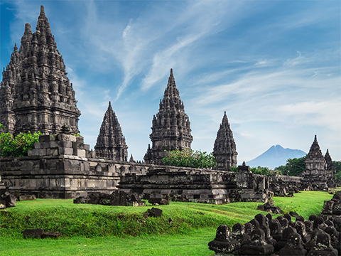 Check out tours and activites from Yogyakarta, Indonesia.