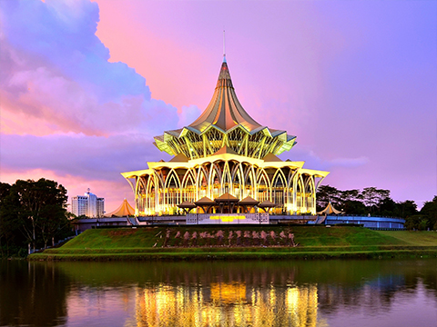Check out tours and activites from Kuching, Malaysia.