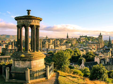 Tours and activites from Edinburgh, United Kingdom.