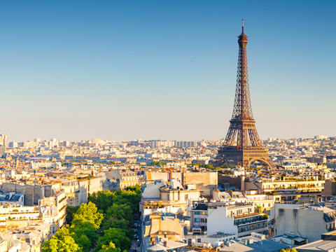Tours and activites from Paris, France.