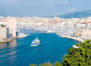 Check out tours and activites from Marseille, France.