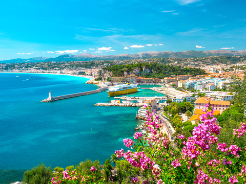 Check out tours and activites from Nice, France.