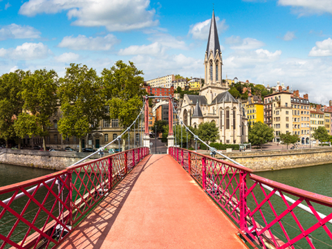 Check out tours and activites from Lyon, France.