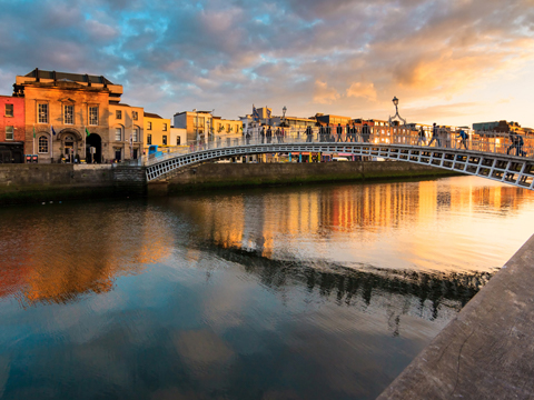 Tours and activites from Dublin, Ireland.