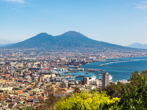 Tours and activites from Naples, Italy.