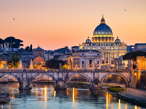 Tours and activites from Rome, Italy.