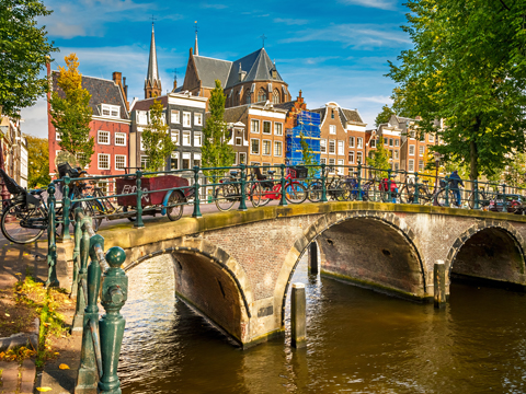 Tours and activites from Amsterdam, Netherlands.
