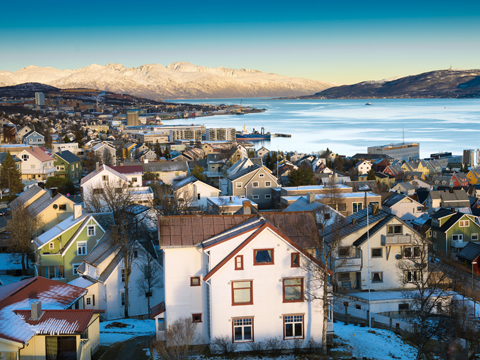 Tours and activites from Tromso, Norway.