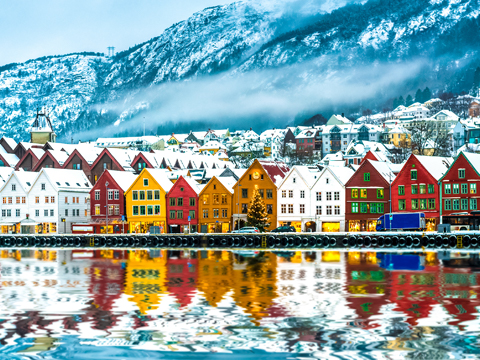 Check out tours and activites from Bergen, Norway.