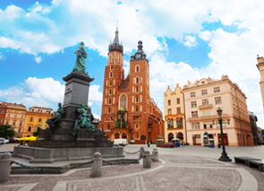 Tours and activites from Krakow, Poland.
