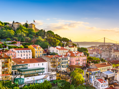 Tours and activites from Lisbon, Portugal.
