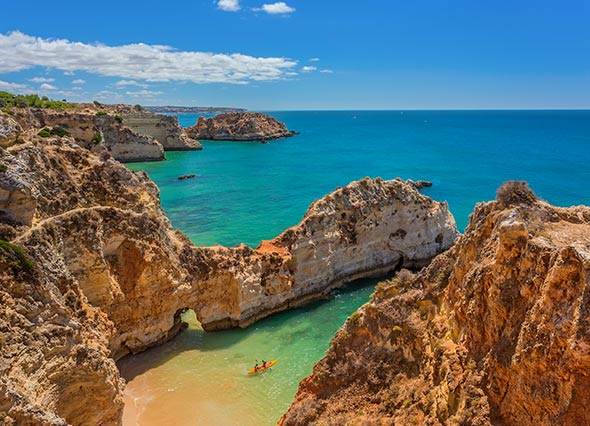 Check out tours and activites from Algarve, Portugal.