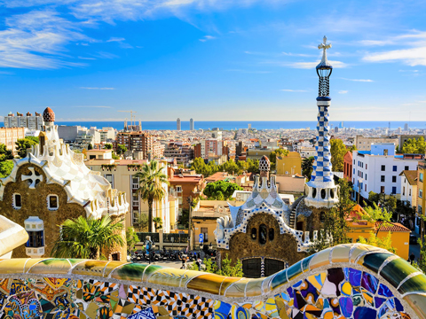 Check out tours and activites from Barcelona, Spain.