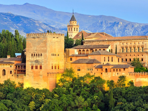 Tours and activites from Granada, Spain.