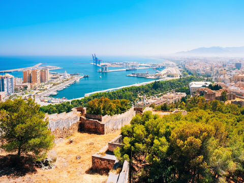 Tours and activites from Malaga, Spain.