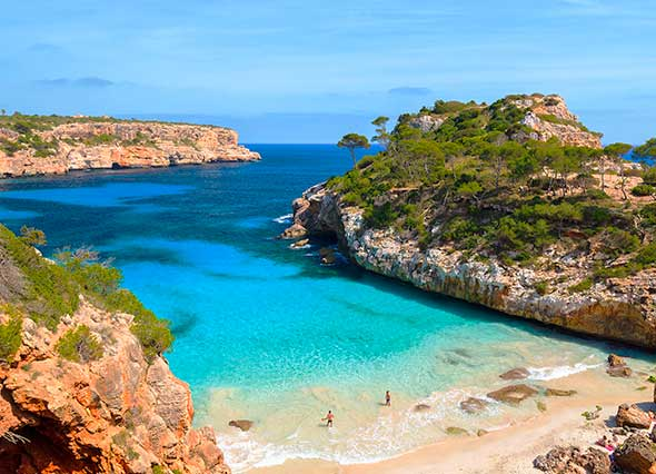 Check out tours and activites from Majorca, Spain.