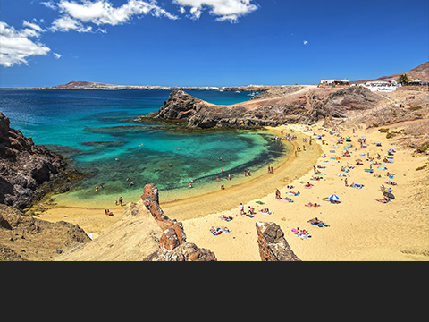 Check out tours and activites from Lanzarote, Spain.