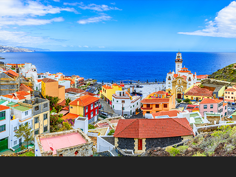 Check out tours and activites from Tenerife, Spain.