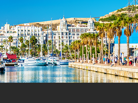 Check out tours and activites from Alicante, Spain.
