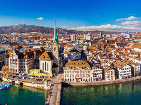Tours and activites from Zurich, Switzerland.