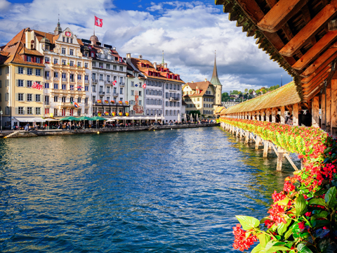 Check out tours and activites from Lucerne, Switzerland.