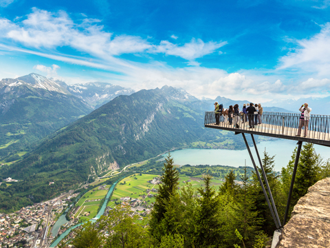 Check out tours and activites from Interlaken, Switzerland.