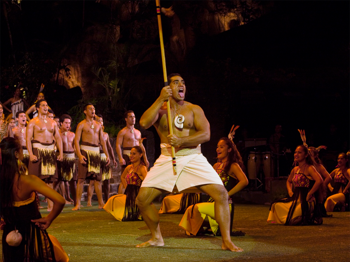 Ha, Breath of Life night show at Polynesian Cultural Center